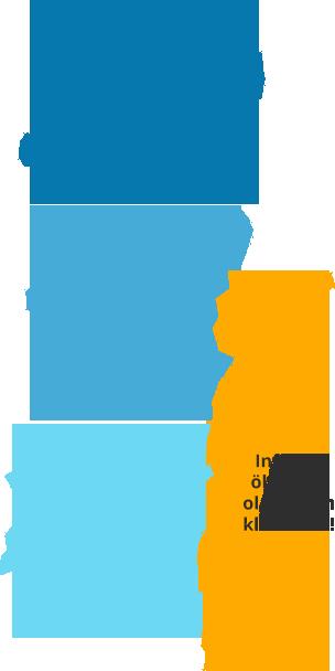 Karta över hela Kalmar Län